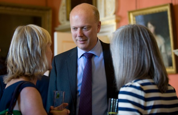 Chris Grayling, the Lord Chancellor and Secretary of State for Justice. Source: Flickr