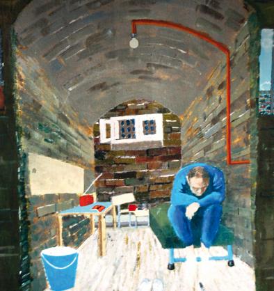 Prison Inspectorate annual report cover