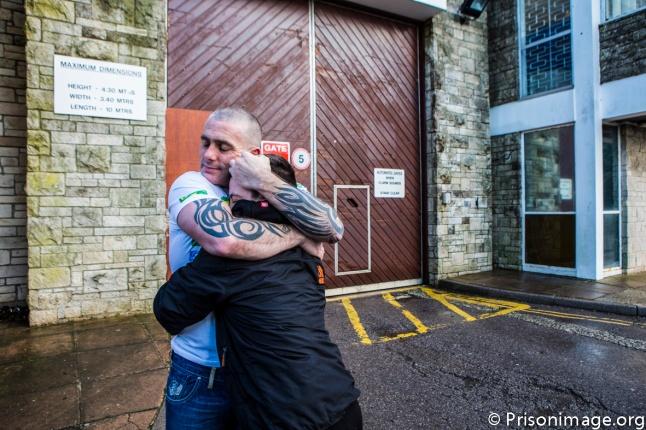 UK - Justice - Prison - Andy Aitchison