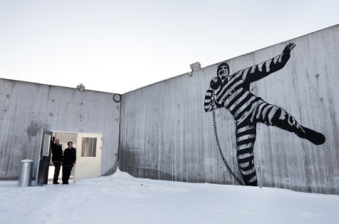 Halden Prison art work. Source: Trond Isaksen / Statsbygg Time.com