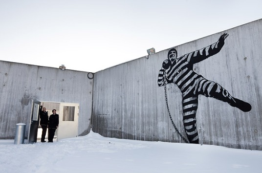 Halden Prison art work. Source: Trond Isaksen / Statsbygg Time.com