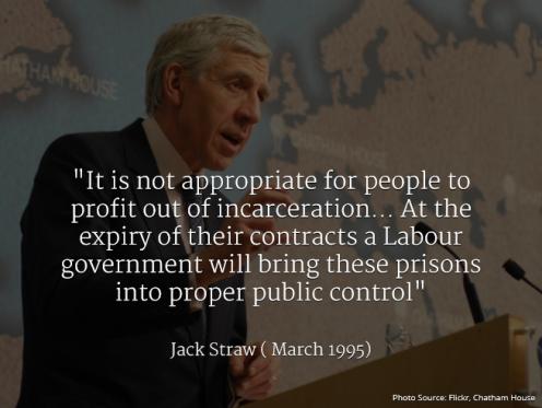 Jack straw 1995