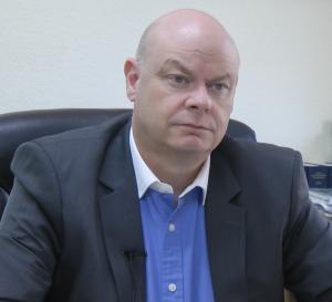 Steve Gillan, General Secretary of the POA