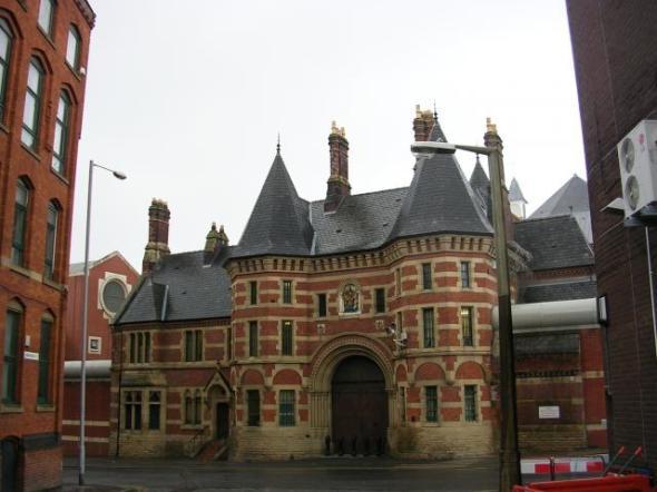 Strangeways prison