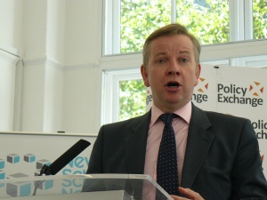 Michael Gove, justice secretary reshuffle David Cameron