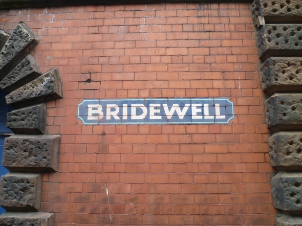 ... Image: Bridewell by Charlie Dave