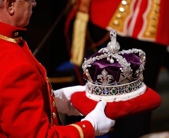 Prince William sent to ... Image: UK Parliament