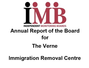 the verne IMB report