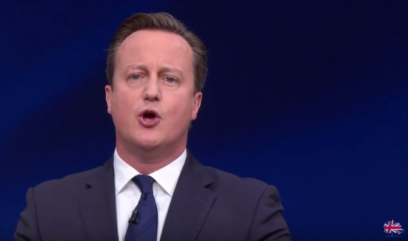 David Cameron Conservative Party conference speech 2015