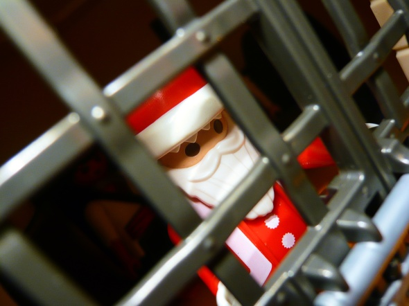 ... Prisoners to be allowed home for Christmas. Image: Stefan