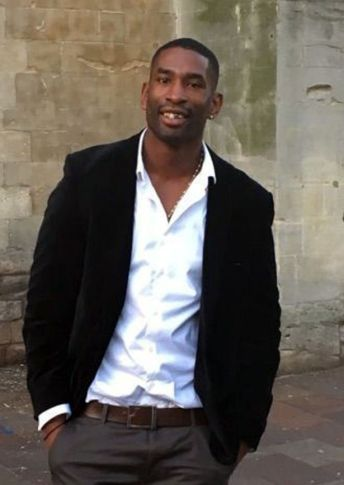 Former prisoner and now consultant Jermain James. Source: Chronicle Live