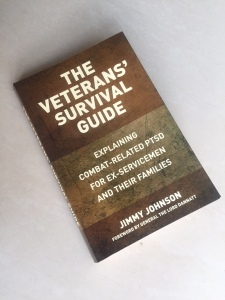 Jimmy hopes his guide will help other Veterans suffering from PTSD