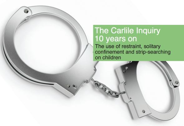 Source: Howard League for Penal Reform