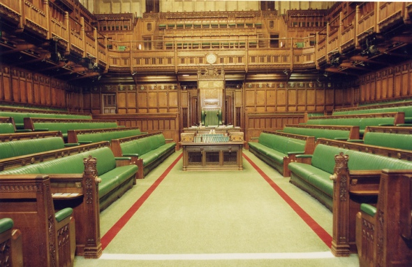 House of Commons Chamber _ The House of Commons Chamber UK Parliament Flickr