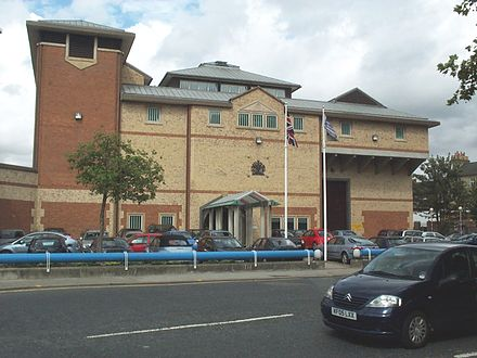 Bedford Prison. Source: Wikipedia