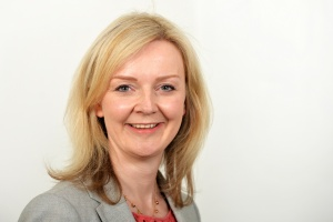 liz truss female lord high chancellor